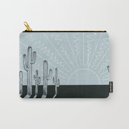 Squiggly Carry-All Pouch