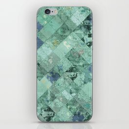Abstract Geometric Background #31 iPhone Skin