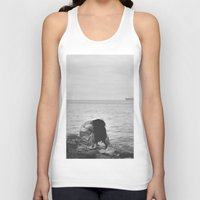 alone Tank Tops featuring Alone  by PhotoStories