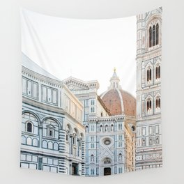 Il Duomo, Florence Italy Photography Wall Tapestry