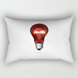 Eureka Bomb Rectangular Pillow