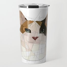 Calico Travel Mug
