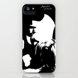 Passionata avec vous, pour vous, en vous en moi | 激情的你,為你,你中有我 iPhone Case