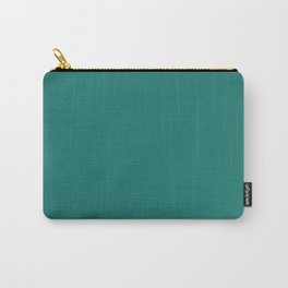 Pine Green Carry-All Pouch