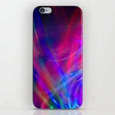 Colour Abstract iPhone & iPod Skin