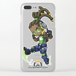 Lucio Chibi Fanart Clear iPhone Case