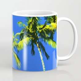 Palm Trees and Summer days Coffee Mug