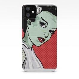 The Bride of Lichtenstein iPhone Case