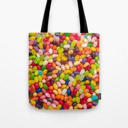 Gourmet Jelly Bean Pattern  Tote Bag