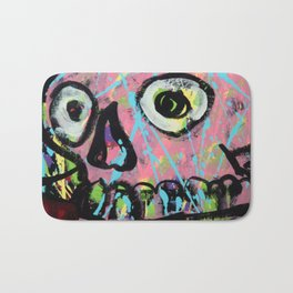 King Skull 2 Bath Mat