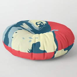 Chico the Dog Floor Pillow