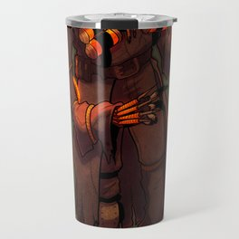 Scarecrow Travel Mug