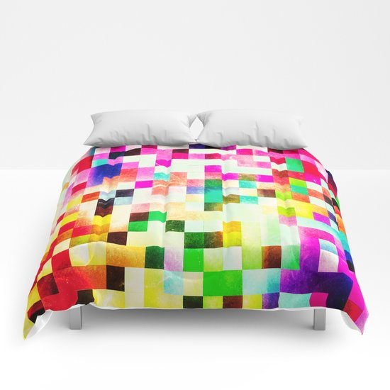 GROWN UP PIXELS Comforters