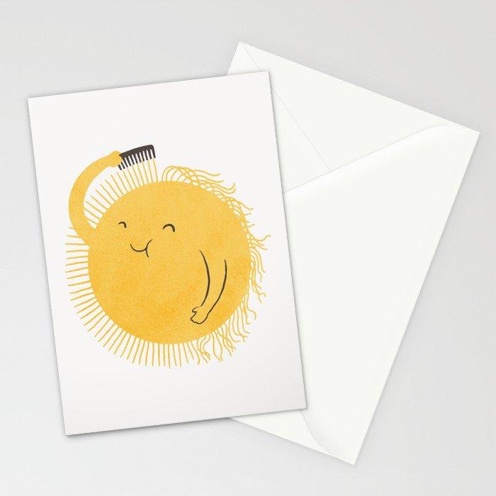 Good Morning, Sunshine Stationery Cards