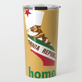 California Proud Travel Mug