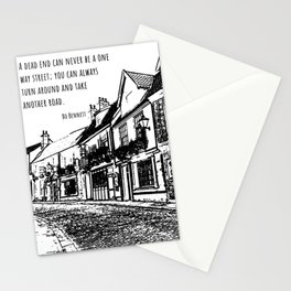 Dead End Street Stationery Cards