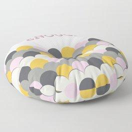 You Are Enough Floor Pillow