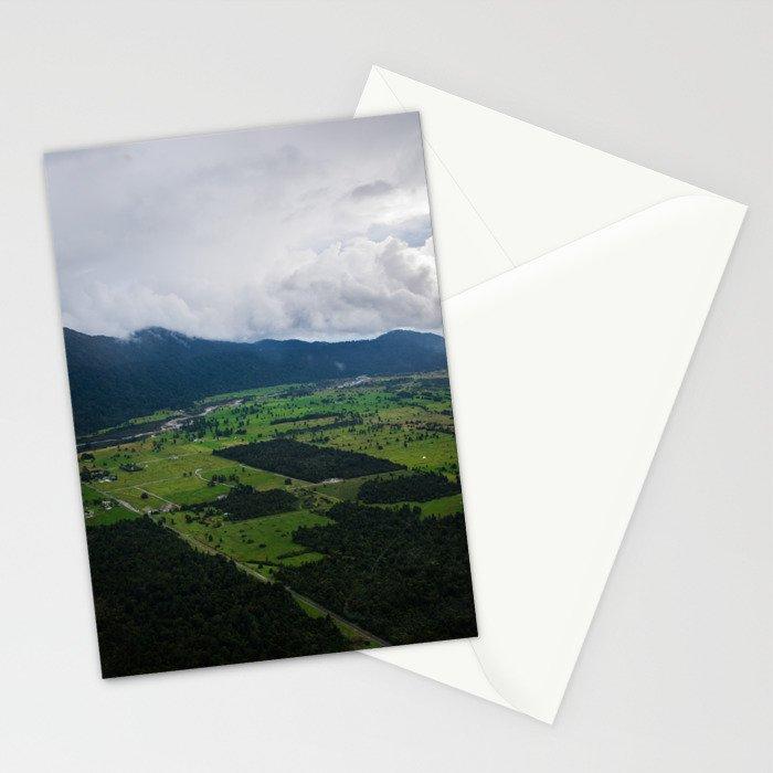New Zealand South Island Stationery Cards