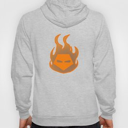 Hot Headed (Orange) Hoody