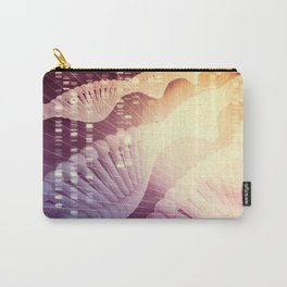 DNA Medical Science and Biotech Chemistry Genes Carry-All Pouch