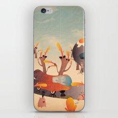 wurstel machine iPhone & iPod Skin