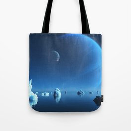 Caerulea Tote Bag