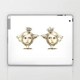 Siamese Queens Laptop & iPad Skin