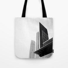 City Buildings Tote Bag