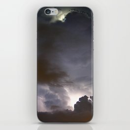 Night Explosions - V03 iPhone Skin