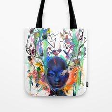 Seventh Sense Tote Bag
