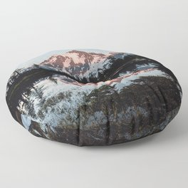 End of Days - Nature Photography Floor Pillow
