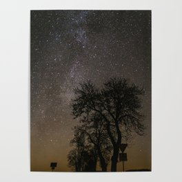 Clear Sky Poster