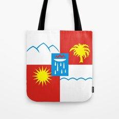 Sochi flag Tote Bag