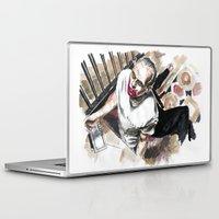hannibal Laptop & iPad Skins featuring Hannibal by Juan Pablo Cortes