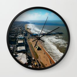 Blackpool Tower South View Wall Clock