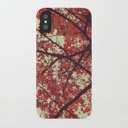 color of the season iPhone Case