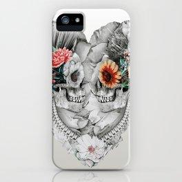 Immortal Love iPhone Case