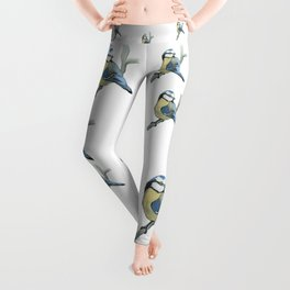 Bluetit Leggings