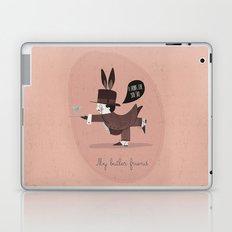 My butler friend Laptop & iPad Skin