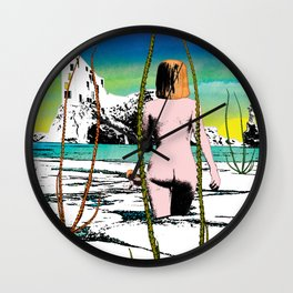 Totally different Wall Clock