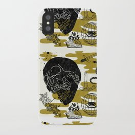 Planet Oblivion iPhone Case