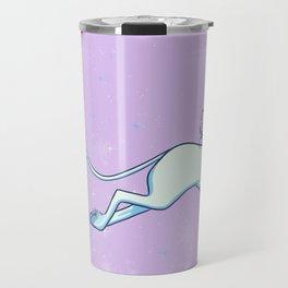 The Last Unicorn - See How She Sparkles Travel Mug
