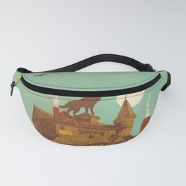 FELLOW WOLF Fanny Pack