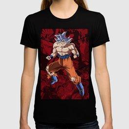 Goku ultra instict Broly Saiyan T-shirt