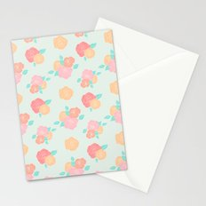 Pastel floral Stationery Cards