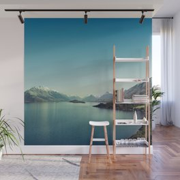 On my way to Glenorchy (Things happened to me) Wall Mural