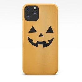 Happy Jack-O-Lantern iPhone Case