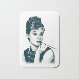 My Hepburn Bath Mat