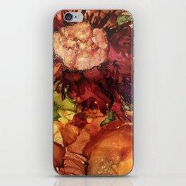 Brillant Flower iPhone Skin