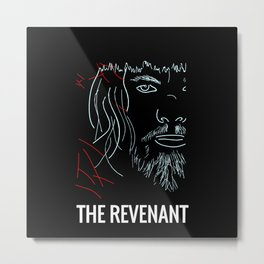 The Revenant Metal Print